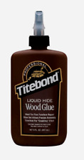 Titebond LIQUID HIDE Wood Glue 8oz Translucent Professional Cracking Effect 5013
