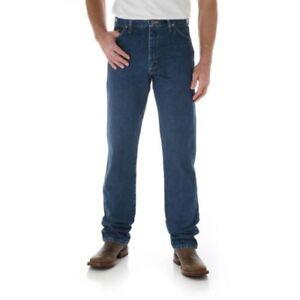 Wrangler Men's George Strait Original Fit Cowboy Cut Jeans 13MGSHD