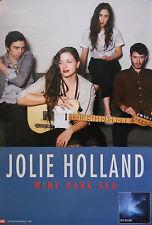 JOLIE HOLLAND, WINE DARK SEA POSTER (N4)