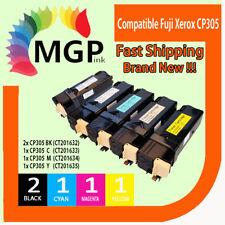 5x Generic Toner Cartridge for Fuji Xerox DocuPrint CP305D CM305DF CM305D CP305