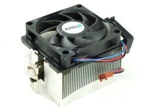AMD Zócalo 754 939 AM2 AM3 FM1 FM2 CPU Disipador de Calor Radiador 3-Pin Foxconn