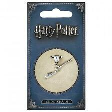 Official Genuine Warner Brothers Harry Potter Silver Plated Nimbus Slider Charm