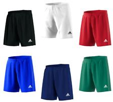 Adidas Parma 16 Climalite Para Hombre Deporte Futbol Gimnasio Pantalones Cortos De Hombre Talla XS S M L XL