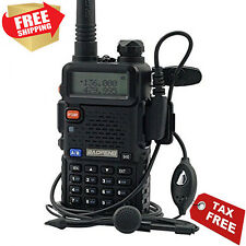 Handheld Radio Scanner Portable Police Fire EMS HAM Two Way Digital Transceiver