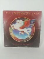 Steve Miller Band - Book Of Dreams Vinyl LP  1977  Capitol