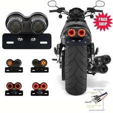 Universal Motorcycle Tail Light LED Rear Brake Lamp Modification Indicator SC