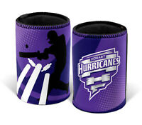 BBL Stubby Can Cooler - Hobart Hurricanes - Big Bash League Cricket - Set Of Two