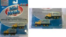 50263 Paquet de 2 camions réfrigérant Mini Metals  N 1/160