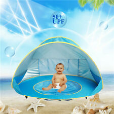 Kids Swimming Pool Play House Tent Baby Todler Games Beach Waterproof Outdoor