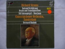 HAITINK CONDUCTS STRAUSS TOD UND VERKLARUNG COA PHILIPS6514 228 DIGITAL NEW