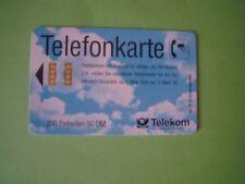 Telefonkarte - Telekom - P 12 07.90 Telefonieren im Ausland