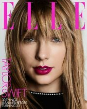 TAYLOR SWIFT - ELLE MAGAZINE - APRIL 2019 - BRAND NEW - NO MAILING LABEL