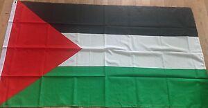 "Palestine Flag - 3 x 2 ""- New & Sealed - Free Gaza Palestinian Freedom"