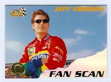 Jeff Gordon 1996 96 Action Packed Fan Scan Foil Highlighted Insert Card 1:72 PKS