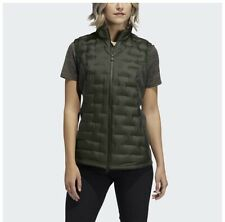 Adidas Womens Frost Guard Vest Running Winter Warm Size Xl $150