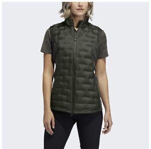 Adidas Womens Frost Guard Vest Running Winter Warm Size XL $150