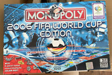 MONOPOLY 2006 FIFA Football WORLD CUP EDITION. BOXED AND COMPLETE.