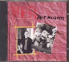 WOLF BIERMANN - VEB (Volkseigener Biermann) - CD 1988 COME NUOVO UNPLAYED (D2)