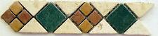 Rosone rosoni mosaici in marmo  greca ART 139 IN MARMO CM 31X7