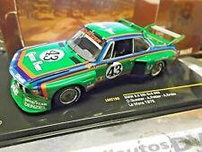 BMW 3.5 CSL Gr.5 Le Mans 1976 #43 Gösser Beer Quester Krebs Peltier IXO 1:43