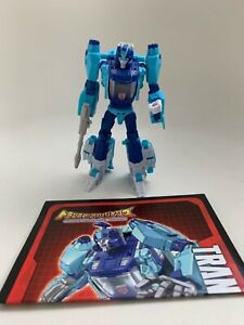 Transformers Legends LG 25 Blurr Takara Tomy