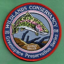 Pa Pennsylvania Fish Game Commission 2008 Wildlands Conservancy Trout Patch