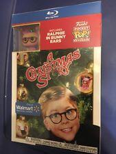 A Christmas Story Blu-ray Ralphie In Bunny Ears Funko Pocket Pop! Keychain