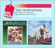 THE TEMPTATIONS - CHRISTMAS & HITS DUOS - CD - Sealed