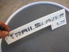 OEM Chevrolet Trailblazer Trail Blazer LS Rear Emblem Sign Decal Peel & Stick