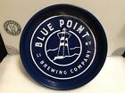 NEW BLUEPOINT BREWERY METAL 13 INCH BEER TRAY. LONG ISLAND, NEW YORK.