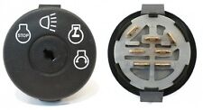 New IGNITION KEY SWITCH for JOHN DEERE GY20074 Lawn Mower Garden Tractor