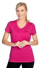 Polyester V-Neckline Knit Tops & Blouses for Women