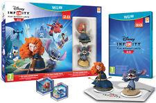 Disney Infinity 2.0 Originals Starter Pack Nintendo WII U IT IMPORT