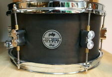 "DW PDP Concept Maple Snare Drum 12x6"" Snaredrum Black Wax Rullante Caisse Claire"