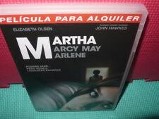 MARTHA MARCY MAY MARLENE  - dvd