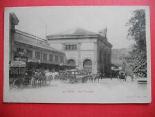 LYON  : La Gare Perrache........VO.1905.
