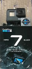 GoPro Hero7 Black Camera New In Box Fully Tested & Firmware Updated