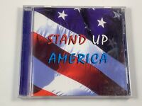 Signed/Autographed Stand Up America CD 2004