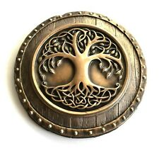 Viking Decor Asatru Art Bronze Wall Sculpture Tree Of Life Yggdrasil Home Decor