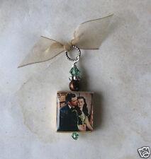 Gone With the Wind Pendant Vintage Altered Art Image Scarlett O Hara Rhett Charm