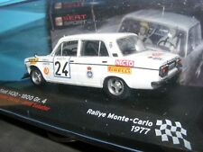 Seat 1430 -1800 Group 4 Servia/Sabater  RALLY Car 1977  in 1:43rd. Scale