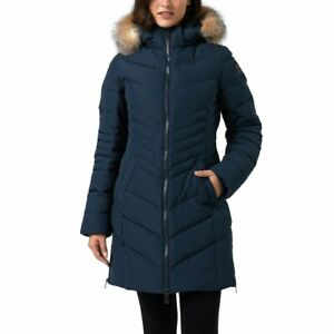 Pajar Canada Queens $550 size s Down Puffer Parka womens coat jacket NEW goose