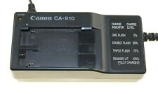 CANON CA-910B CA910B POWER CHARGER ADAPTER FOR XHA1 XL1 XL2 USED UK STOCK