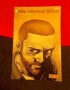 WALKING DEAD # 144 DEATH EZEKIEL & ROSITA NM AMC TV KIRKMAN ADLARD  RICK COVER
