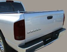 02-06 Dodge Ram precut tail light tint vinyl smoked covers $5 refund available