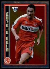 Merlin Premier League 07 Downing (Star Player) Middlesbrough No. 301