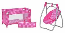 Chad Valley Babies to Love Doll's Sleep, Feed and Travel Set