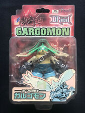 Bandai 2001 Digimon Tamers D-Real Dreal Gargomon Action Figure Japan Rare New JP