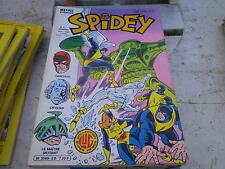 SPIDEY n° 53 très bon état, comme neuf. Le journal de SPIDER MAN de 1984