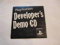 PlayStation (Sony PlayStation 1) PS1 Developer's Demo Disc CD Variant Ex/Nr Mint